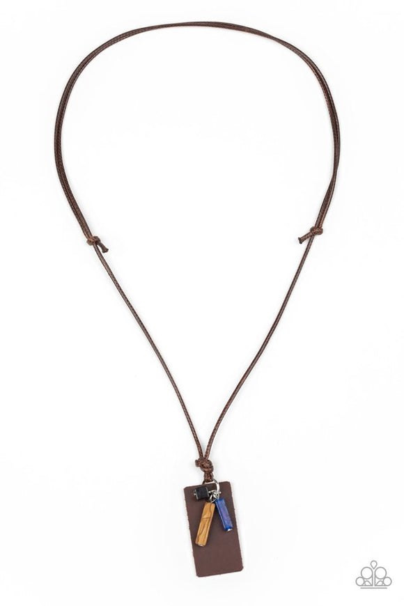 mountain-scout-brown-necklace-paparazzi-accessories
