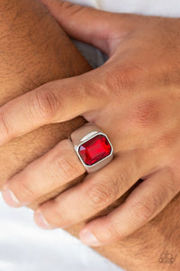 scholar-red-ring-paparazzi-accessories
