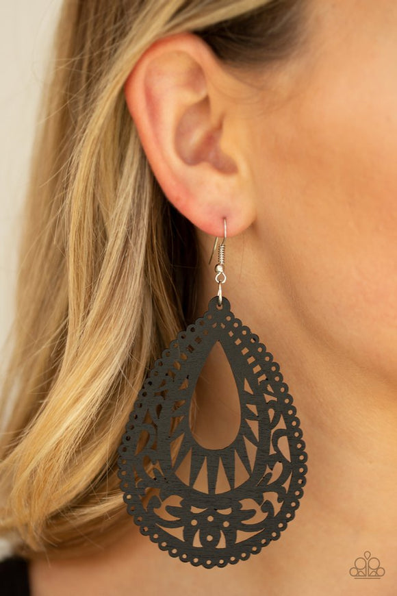 zesty-zen-black-earrings-paparazzi-accessories