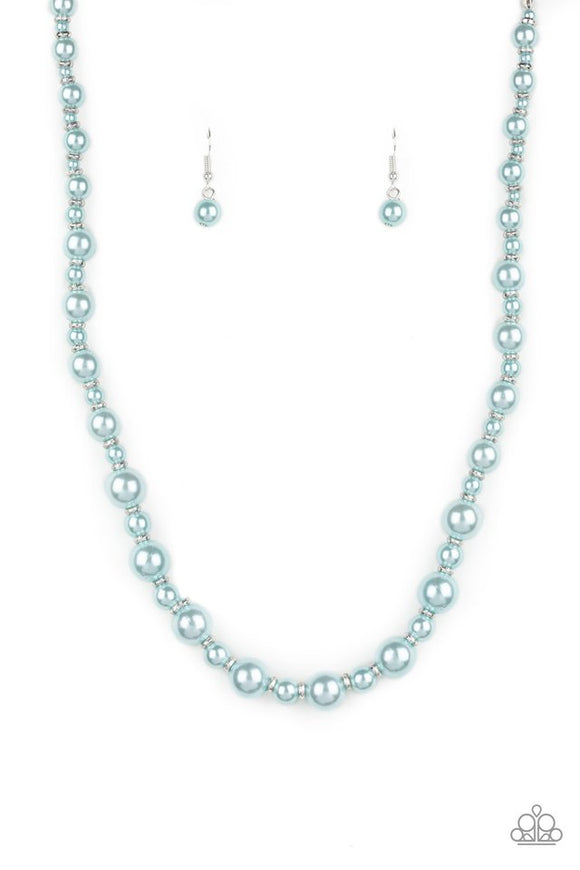 pearl-heirloom-blue-necklace-paparazzi-accessories