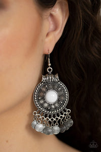 rural-rhythm-white-earrings-paparazzi-accessories