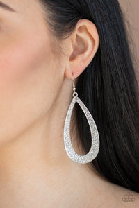 diamond-distraction-white-earrings-paparazzi-accessories