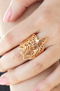 banded-butterflies-gold-ring-paparazzi-accessories