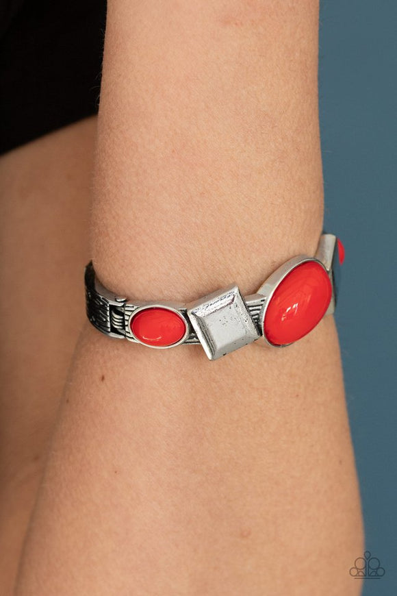 abstract-appeal-red-bracelet-paparazzi-accessories