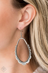 ruffle-around-the-edges-silver-earrings