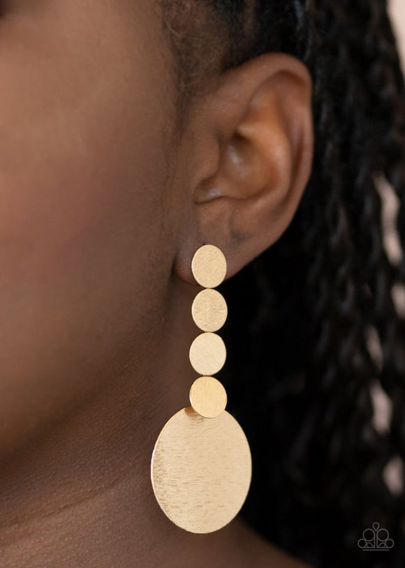 idolized-illumination-gold-post-earrings-paparazzi-accessories