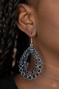 glacial-glaze-blue-earrings-paparazzi-accessories