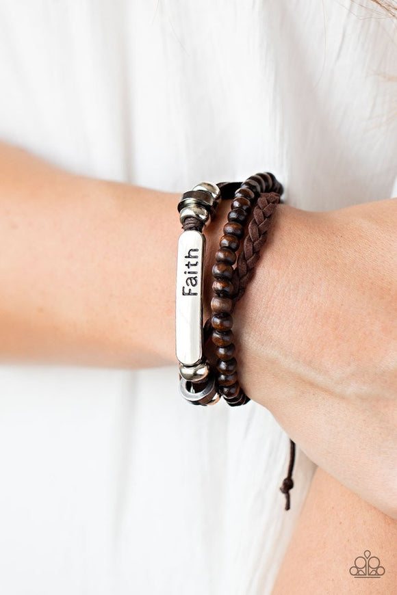 let-faith-be-your-guide-brown-bracelet-paparazzi-accessories