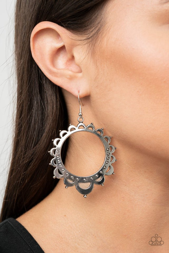 casually-capricious-silver-earrings-paparazzi-accessories