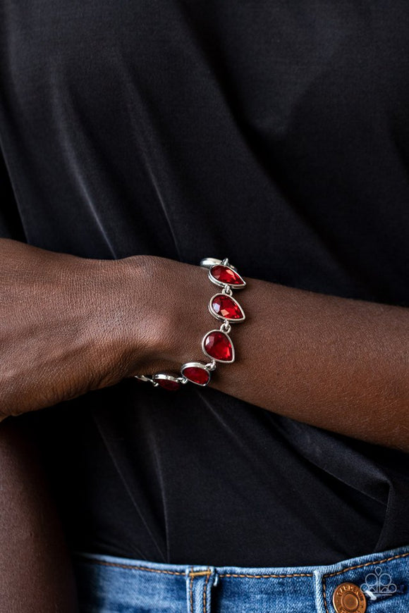 free-rein-red-bracelet-paparazzi-accessories