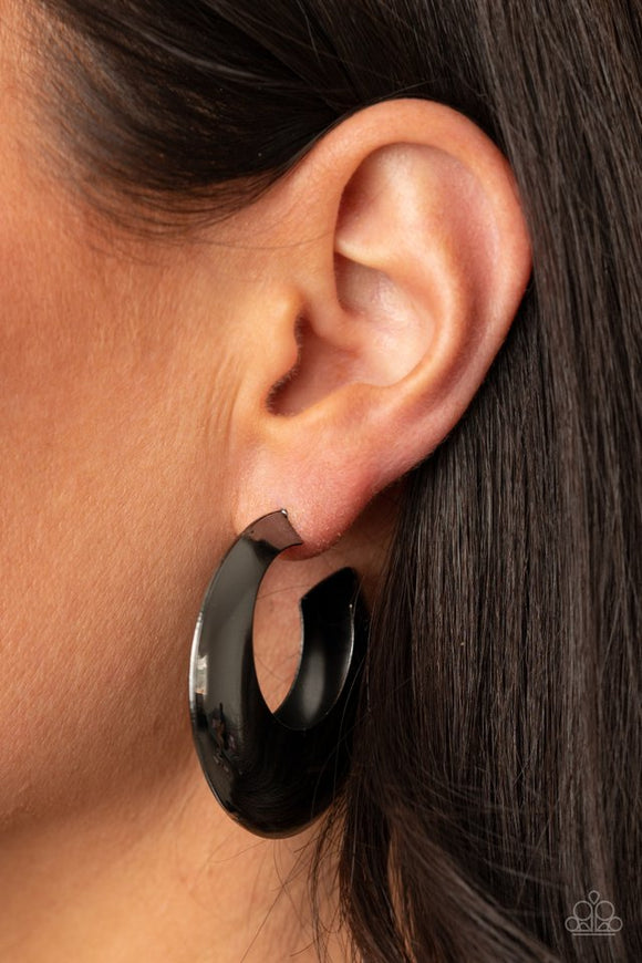 chic-crescento-black-earrings-paparazzi-accessories