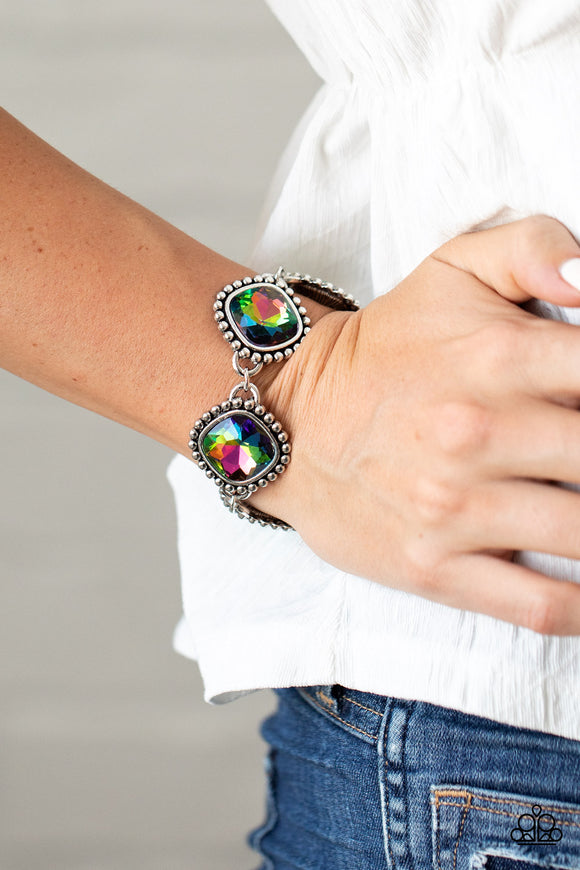 Megawatt - Multi Bracelet - Paparazzi Accessories