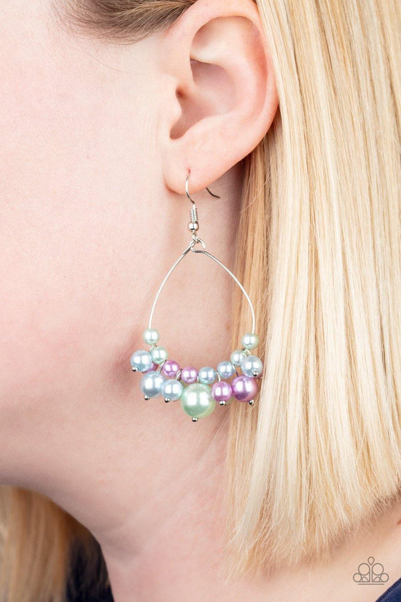 5th Avenue Appeal - Multi Earrings - Paparazzi Accessories
