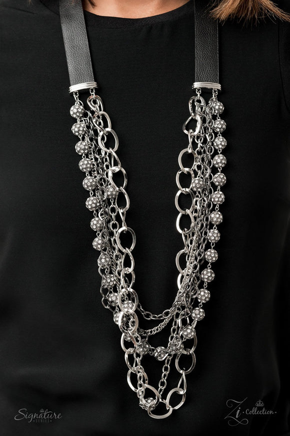 The Arlingto - 2020 Zi Collection Necklace - Paparazzi Accessories