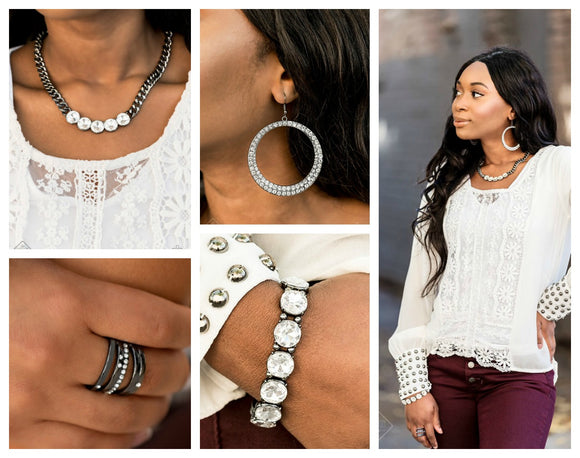 Magnificent Musings - Complete Trend Blend - November 2019 Fashion Fix - Paparazzi Accessories