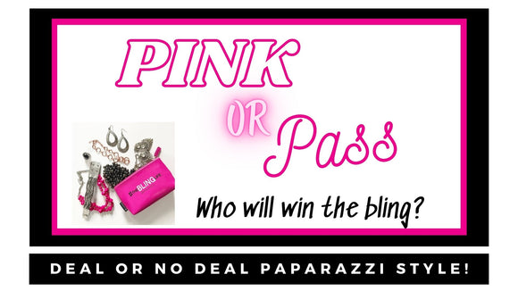 Pink Or Pass 2-Pc Bag