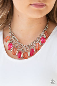 Spring Daydream - Multi Necklace - Paparazzi Accessories
