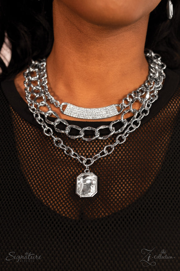 The Stacy - Zi Collection Necklace - Paparazzi Accessories