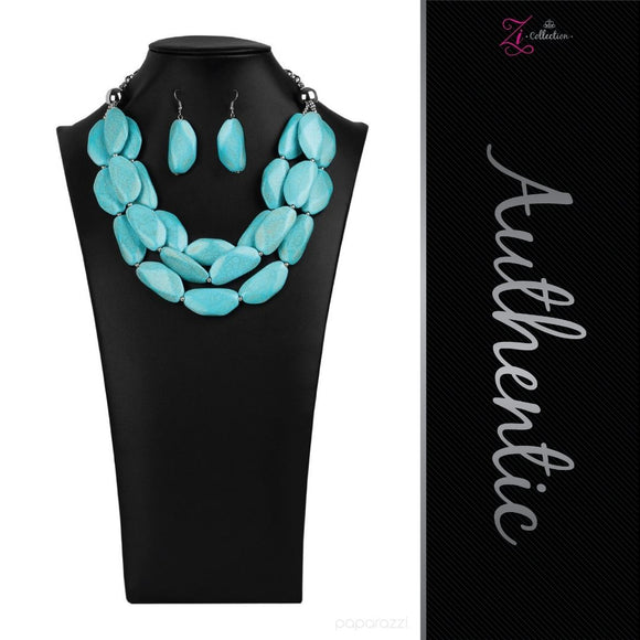 Authentic - 2020 Zi Collection Necklace - Paparazzi Accessories