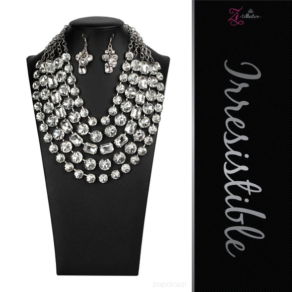 Irresistible - 2020 Zi Collection Necklace - Paparazzi Accessories