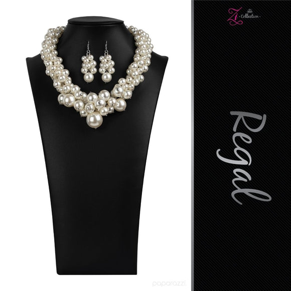 Regal - 2020 Zi Collection Necklace - Paparazzi Accessories