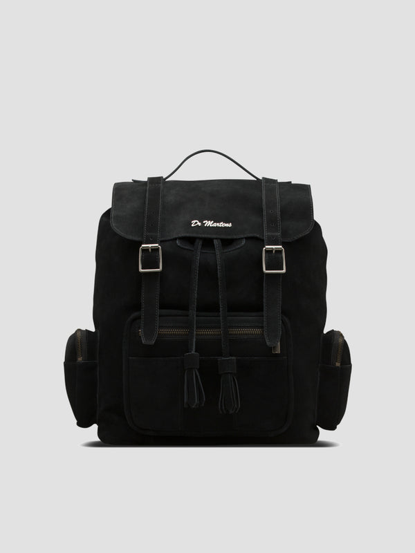 Big Suede Slouch Backpack