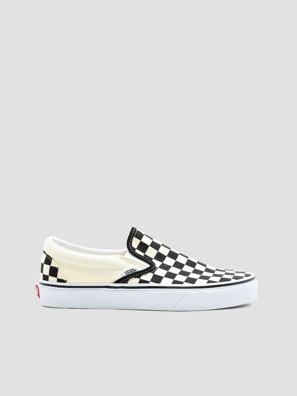 Classic Slip On Checkerboard Sneakers
