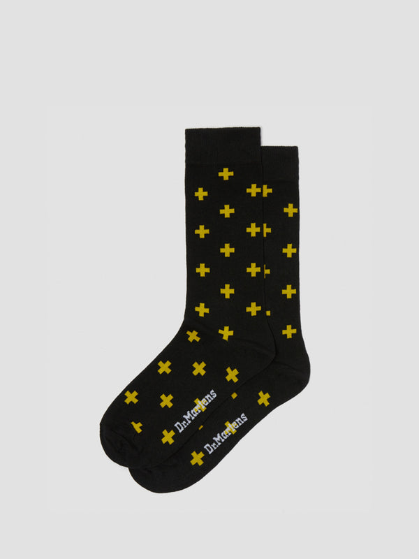 Cross Logo Socks