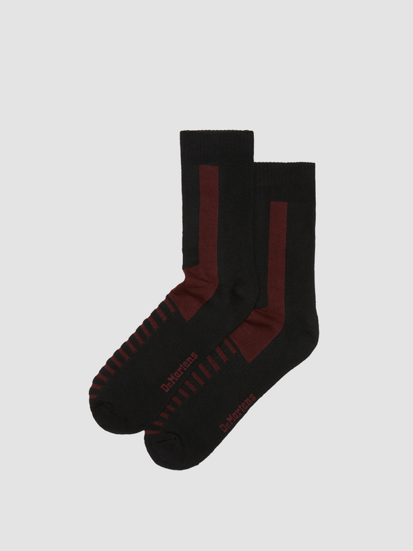 Double Doc Socks