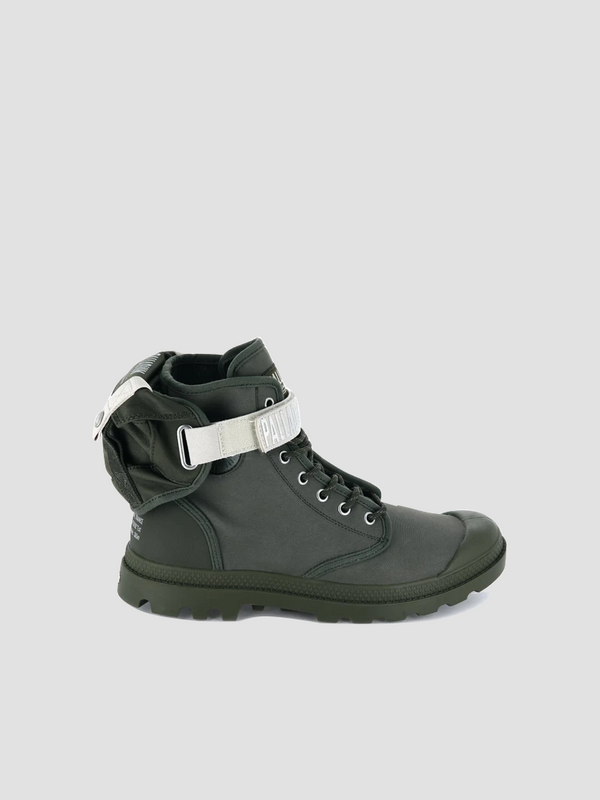 Pampa Solid Ranger BR Unisex Boots
