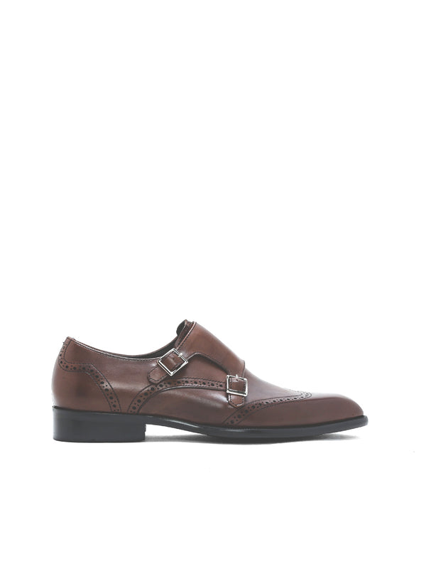 Stephen Double Monk Strap