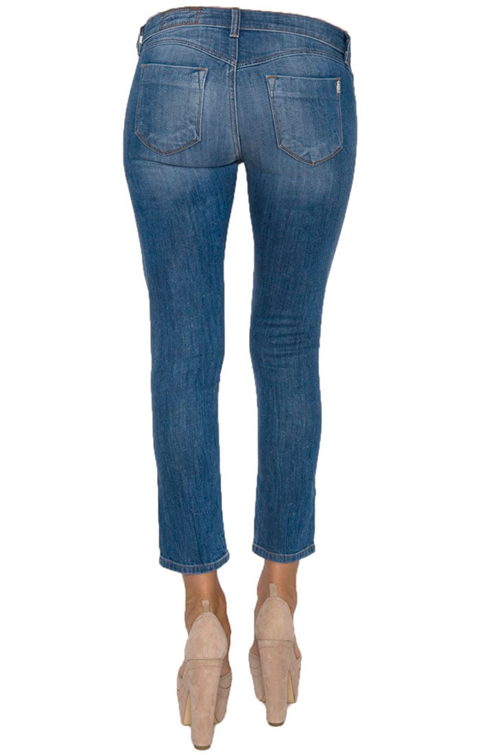 Siwy Juliet Skinny Crop Jeans in Windswept