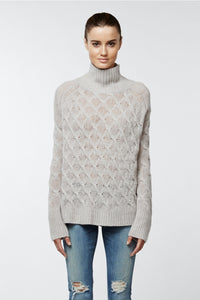 360 Sweater Beverly In Marble