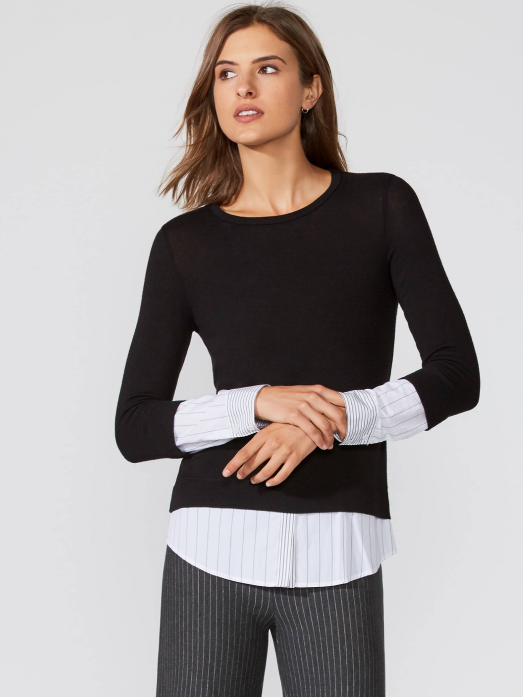 Elizabeth III Sweater Top