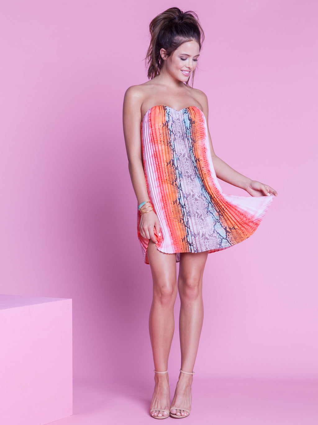 Sunburst Dress By Lovers And Friends