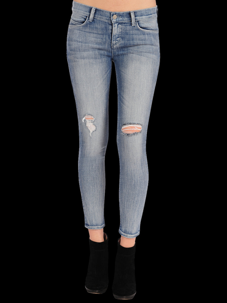 Siwy Anna Slim Crop Jean in Seeing Stars