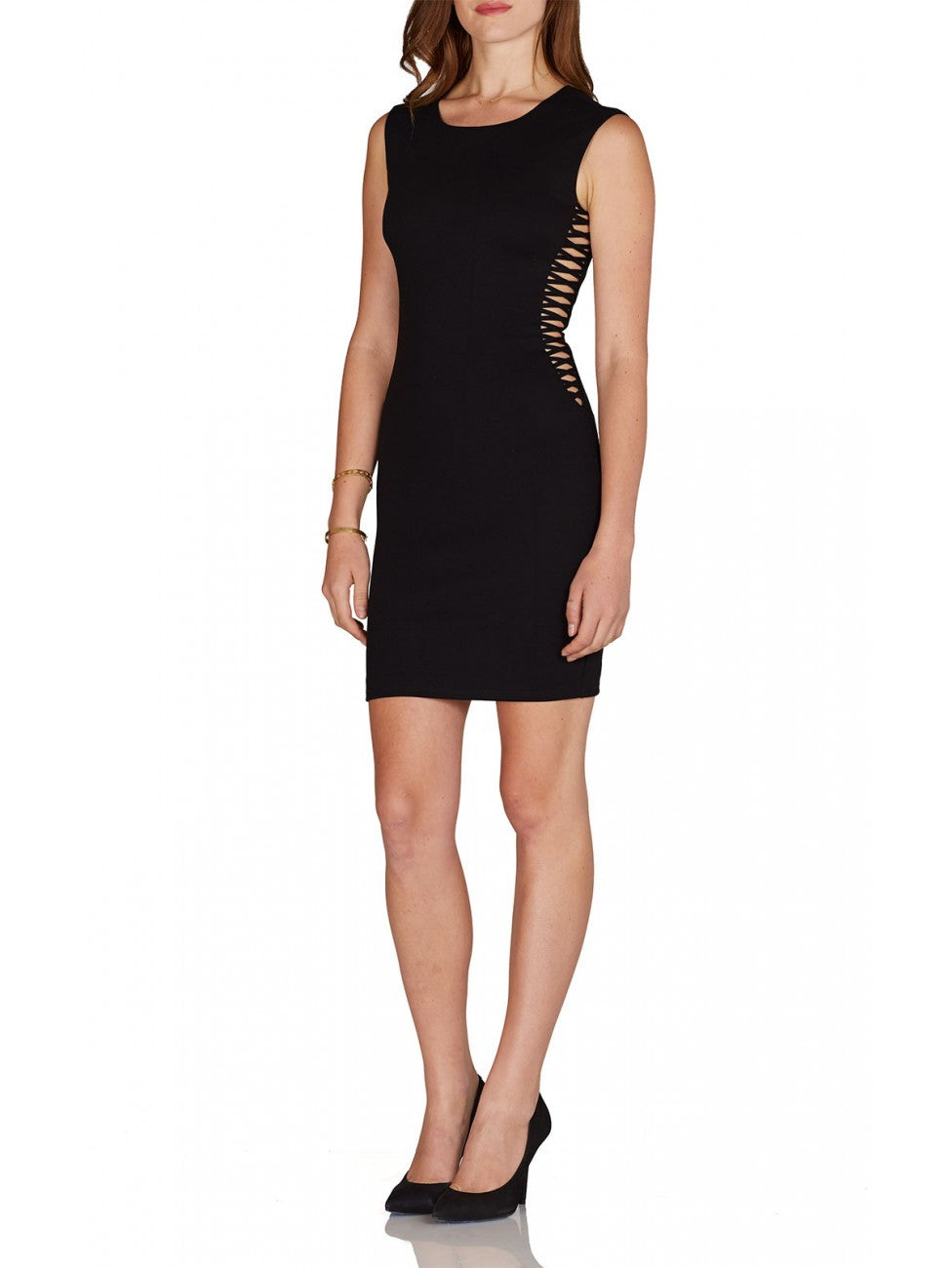 Bailey 44 Tango Dress In Black