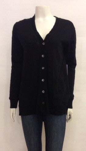 Wilt Slouchy Cardigan In Black