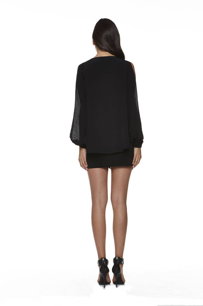 Lovers & Friends Daydream Blouse in Black
