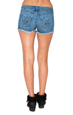 Siwy jeans Camilla Cut-Off Shorts in Pirate Booty