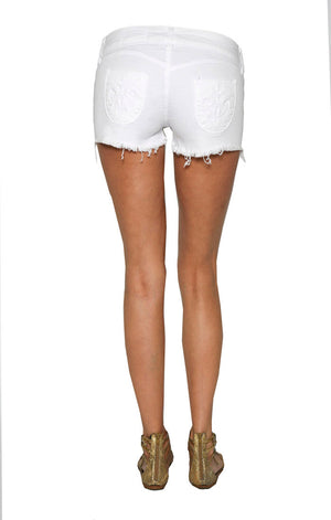Siwy Denim Camilla Cut off Shorts in Love Spell