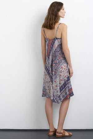 Velvet By Graham & Spencer WENDE Dress in Multi