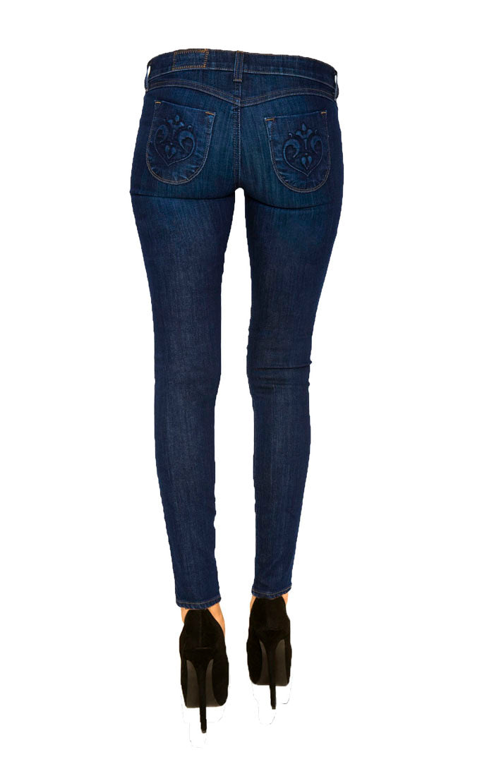 Siwy Denim Hannah slim Crop jeans in Nobody but me