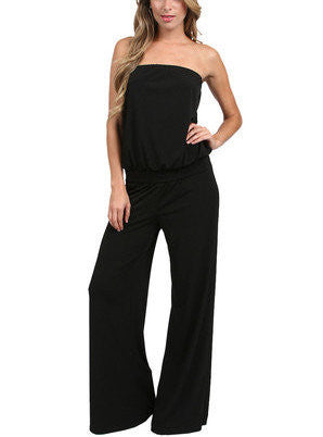 Veronica M Drop Waist Jumpsuit