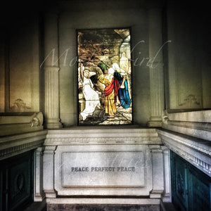 Perfect Peace Matted Photograph