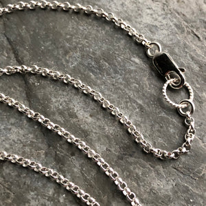 Sterling Silver Chain *You Choose Length*