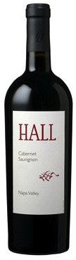 Hall Cabernet Sauvignon, Napa Valley, CA, 2012