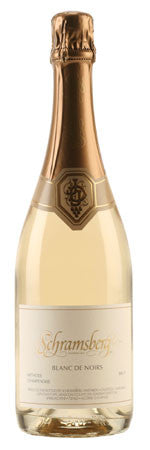 Schramsberg Blanc de Noirs, North Coast, California, 2009