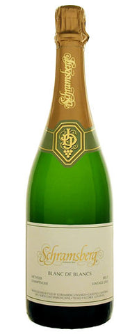 Schramsberg Blanc de Blancs, North Coast, 2010