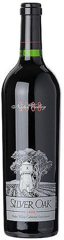 1.5L Silver Oak Cabernet Sauvignon, Napa Valley, California